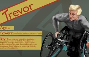 Access Avenger Trevor