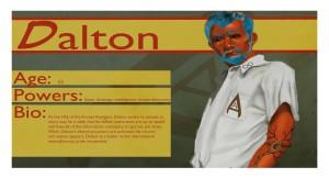 Access Avenger Dalton